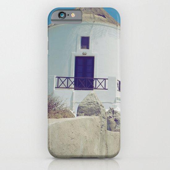 Windmill House III iPhone & iPod Case