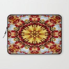 Bejewelled Chrysanthemum Laptop Sleeve