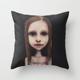 Elu Throw Pillow