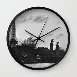 Parigi Wall Clock