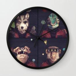Star Team - Pirates of Lylat Wall Clock