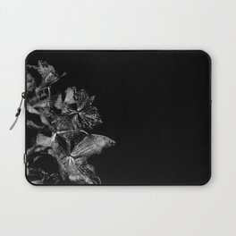 Skeleton Petals Laptop Sleeve