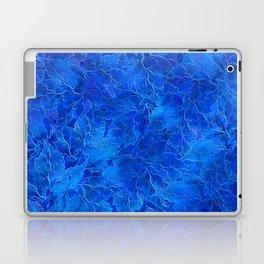 Frozen Leaves 6 Laptop & iPad Skin