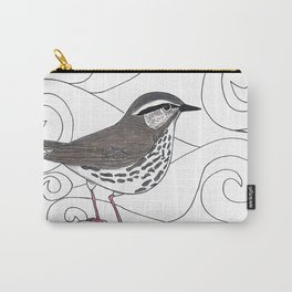 Louisiana Waterthrush Carry-All Pouch