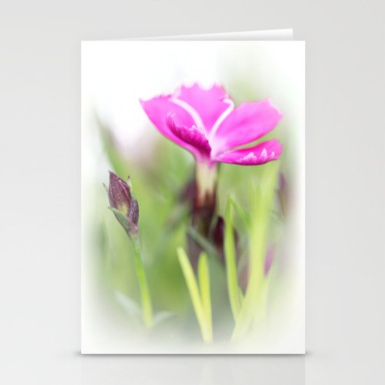Lilac dream... so sweet... Stationery Cards