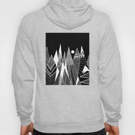 Patterns in the mountains Hoody