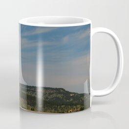 Road To Devils Tower Coffee Mug