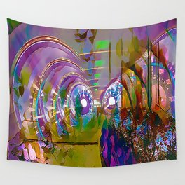 Speed Trap Wall Tapestry