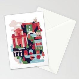 Ljubljana, Slovenia Stationery Cards
