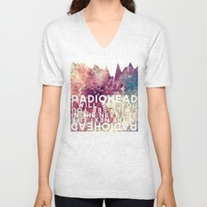 Radiohead: I Will See You in the Next Life Unisex V-Neck