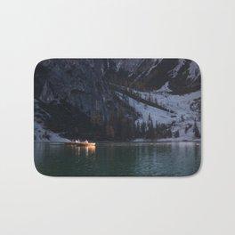 Lake Braies Bath Mat