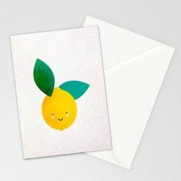 Miss Lemon Stationery Cards