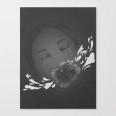 Faded III Canvas Print