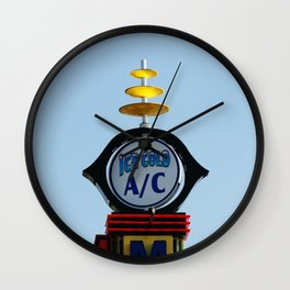 Ice Cold  Wall Clock