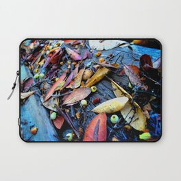 Leaves of a Strawberry Tree Laptop Sleeve