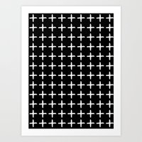 positive Art Prints featuring Positive by Dream Of Forest