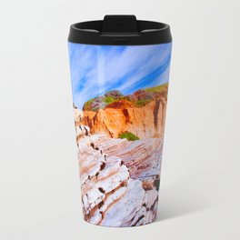Rock Steps  Travel Mug