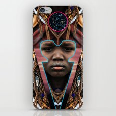 DIVINE OF FORM iPhone Skin