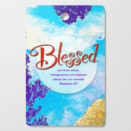 Blessed! Cutting Board