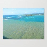 jamaica Canvas Prints featuring Jamaica by Kelli Schneider