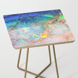Ocean Opal Side Table