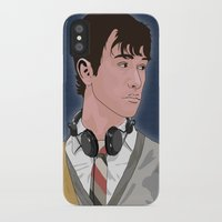 tom selleck iPhone & iPod Cases featuring Tom by ambivalentpress