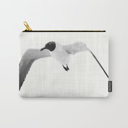 Black Headed Gull By Saribelle Rodriguez Carry-All Pouch