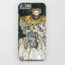Sorrow iPhone Case