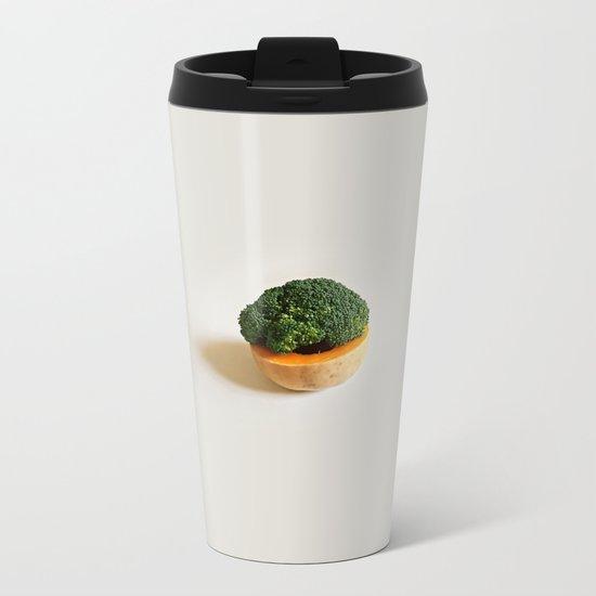 Obri Maur Metal Travel Mug