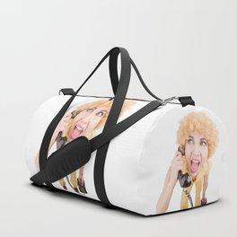70's Geek Duffle Bag