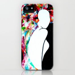 Intersectionality iPhone Case