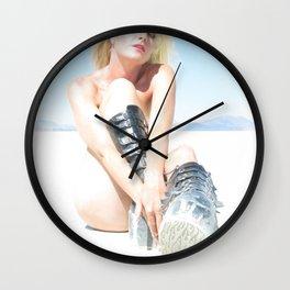 The Alvord Wall Clock