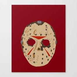 Jason Voorhees Canvas Print