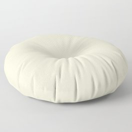 Solid Soft Champagne Pink White Color Floor Pillow