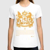 narnia T-shirts featuring The King by John Choi King