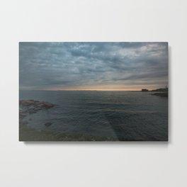 The Lake. Metal Print