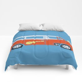 The  Monkeemobile Van Comforters