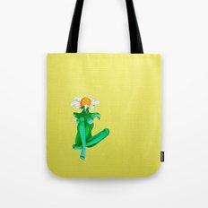 She A Sunflower Tote Bag