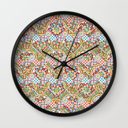 Design Confections Cacophony Wall Clock