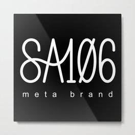 SA106 Metal Print