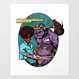 RossPool Art Print