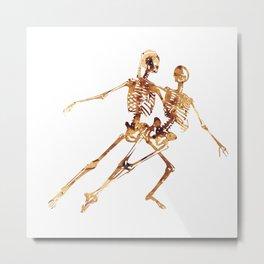 Dance with me Metal Print