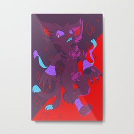 Bakeneko 2014 Metal Print