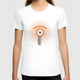 ilumination key[e] T-shirt