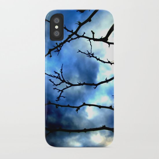 Storm Warning iPhone Case