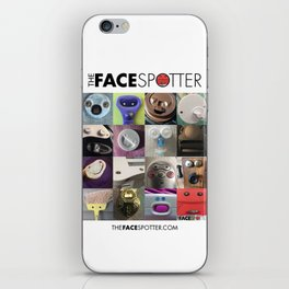 Face Your Day! iPhone Skin