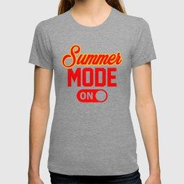 Summer Mode ON yr T-shirt