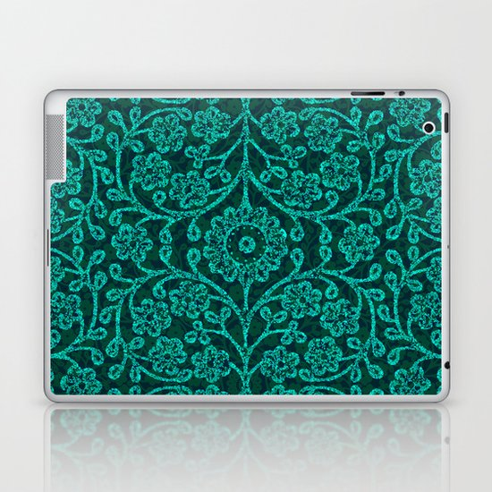 ANCIENT FLORA Laptop & iPad Skin