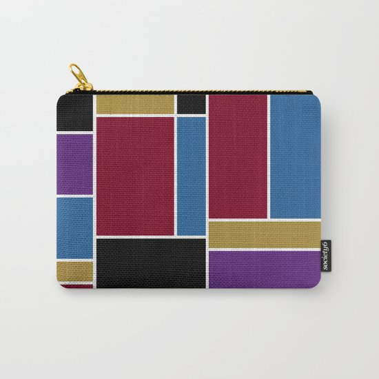 Abstract #419 Carry-All Pouch
