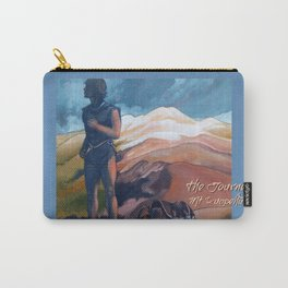 The Journey : Mt Ruapehu Carry-All Pouch